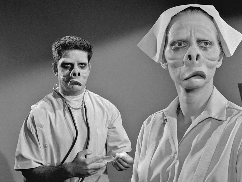 The Twilight Zone, Veterans Day, Fathom Events, CBS, Jordan Peele, 60th anniversary,