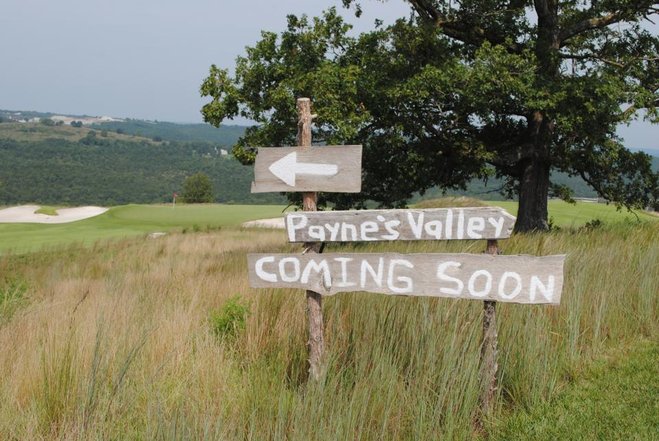 Payne's Valley sneak preview