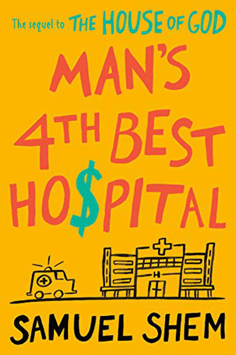 Man's 4th Best Hospital cover