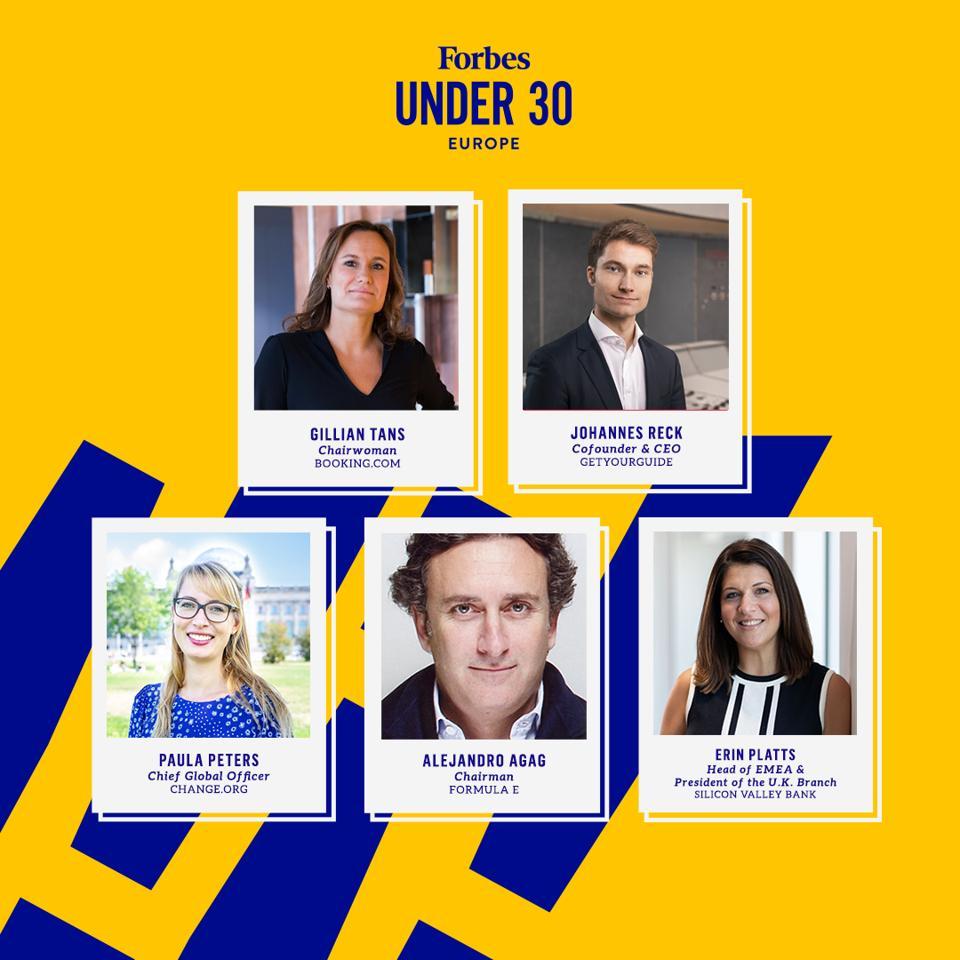 Forbes Under 30 Summit Europe