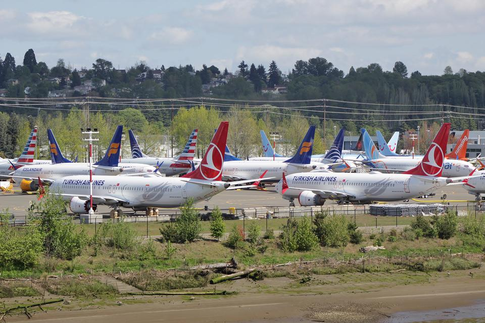 Once It Gets Green Light From FAA, Boeing Still Faces Complicated Task To Get 737 MAXs Off The Ground