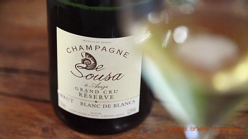 Champagne de Sousa Grand Cru Reserve