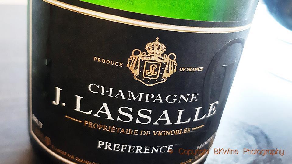 Champagne J Lassalle Preference