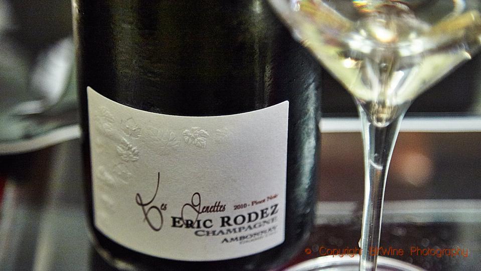 Champagne Rodez Les Genettes