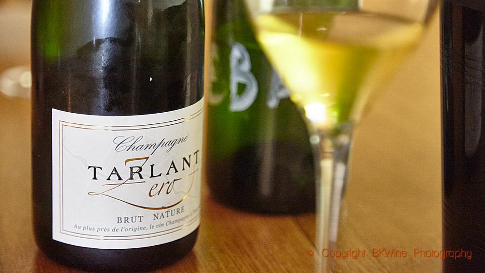 Champagne Tarlant Zero Brut Nature