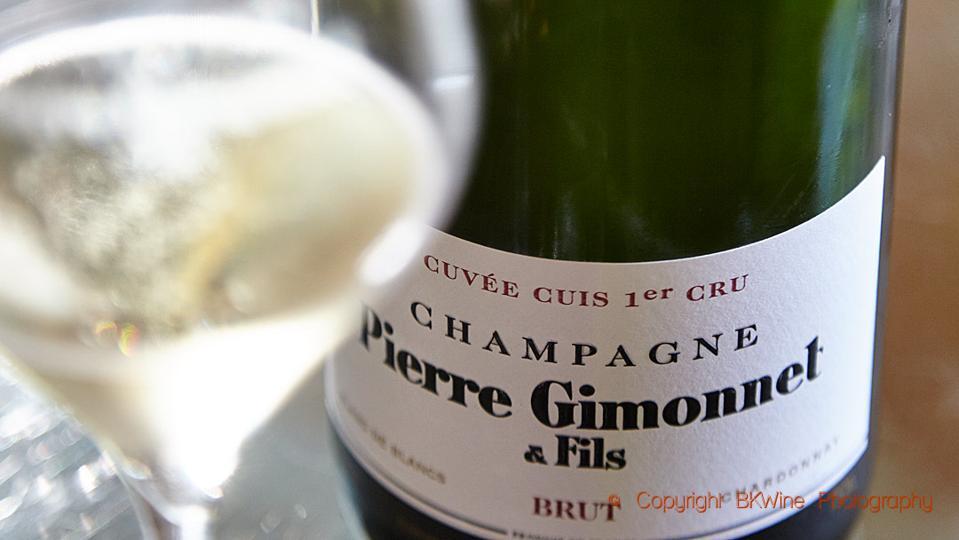 Champagne Gimonnet Cuvee Cuis 1er Cru