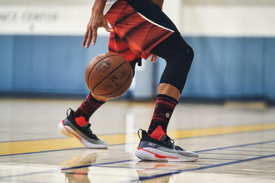 Curry 7 Under Armour