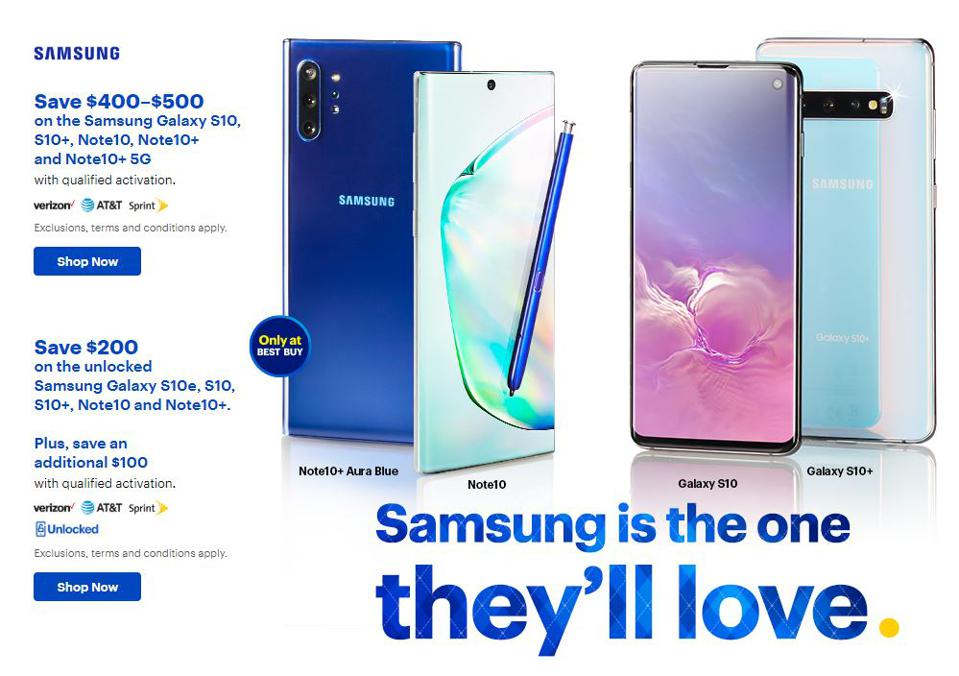 Best Buy Black Friday Best Iphone Pixel Samsung Galaxy Deals