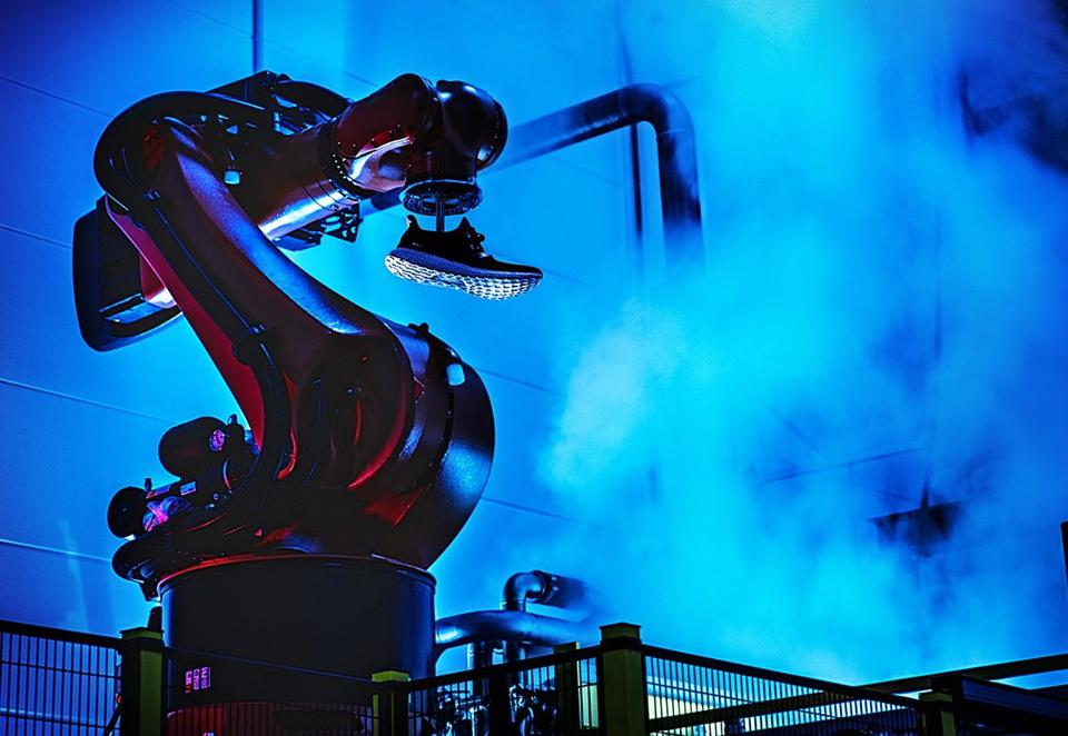 "Adidas Moves Robotic ""Speed Factories"" Out Of Europe, US"