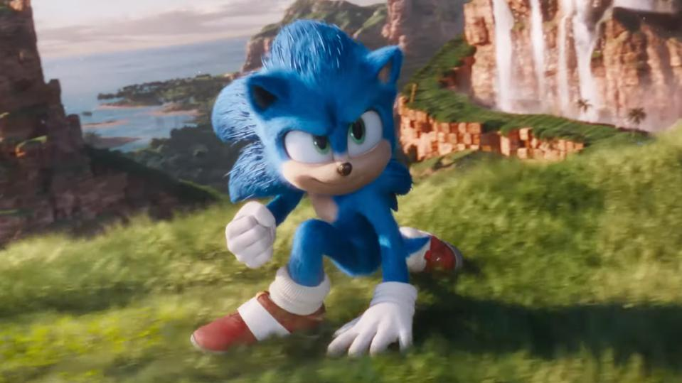 Box Office Sonic The Hedgehog Hopes To Continue Video Game Movie Hot Streak With 45m Debut