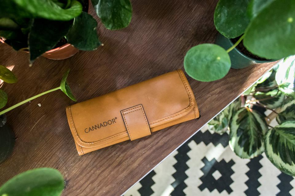 Cannador, cannabis travel accessories, cannabis gift guide, cannabis gear