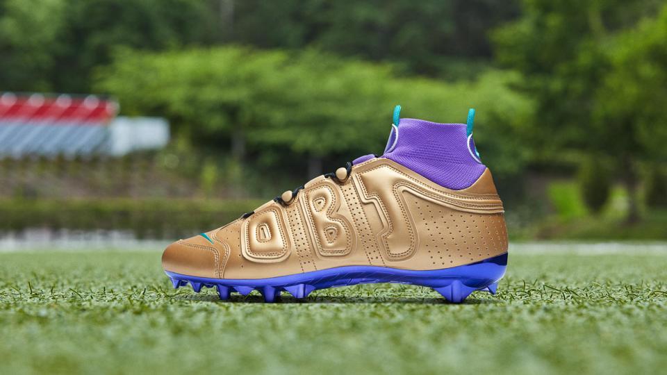 Nike OBJ cleat