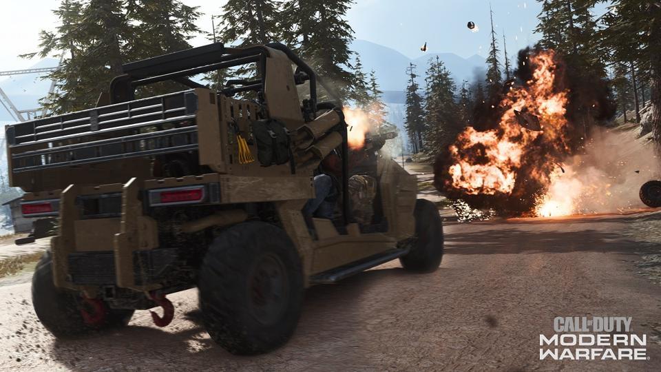 Modern Warfare Patch Notes 1.08