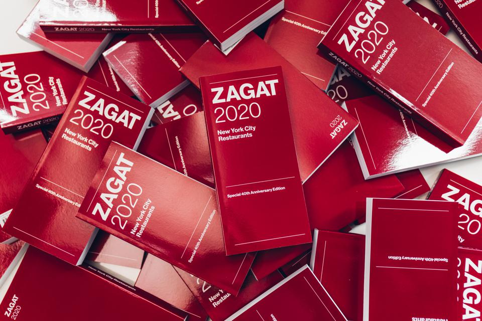 Available in print, the new Zagat 2020