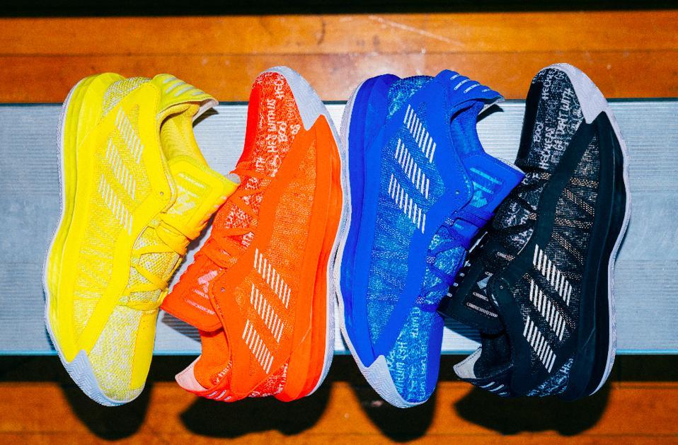 Dame 6 Hecklers pack sneaker