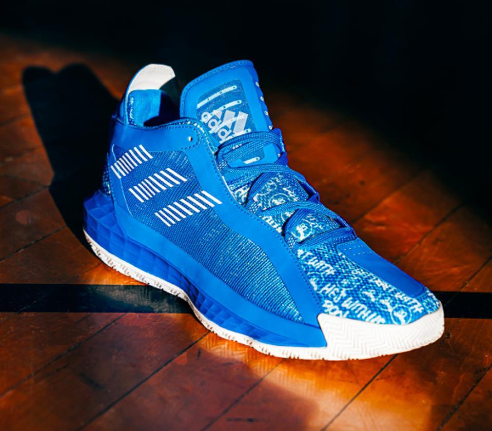 Dame 6 Damian Lillard Adidas
