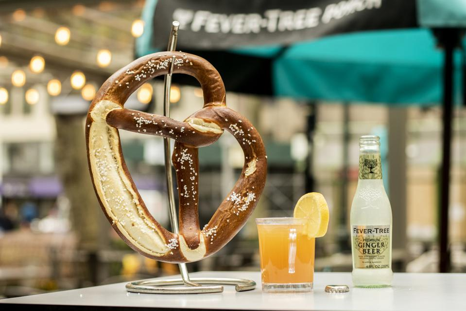 Fever-Tree Porch at Bryant Park