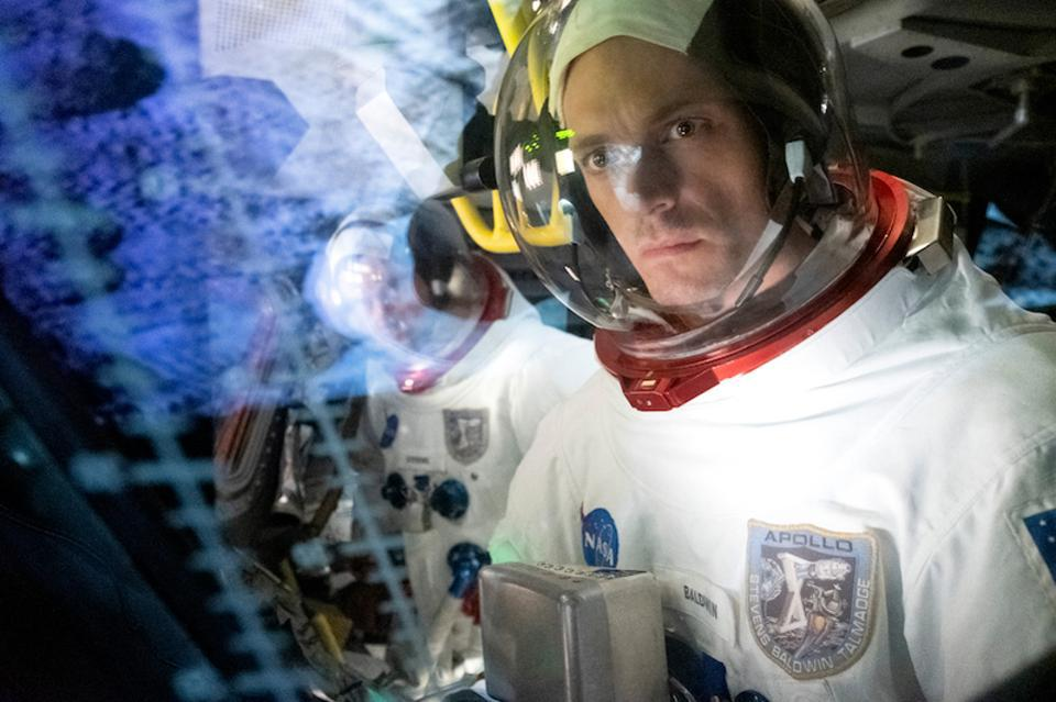 Joel Kinnaman, Apple TV+, Disney+, streaming wars, Netflix, Hulu, Amazon Prime Video, TV binge, sci-fi, drama, space travel to the moon