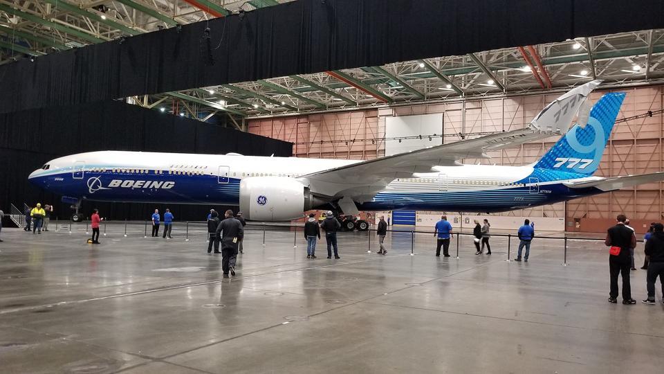 Boeing, jet