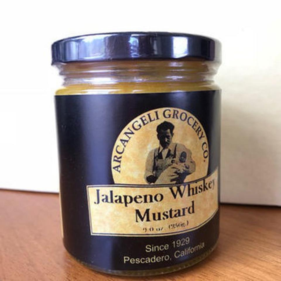 Choose Your Own Artisan Mustard 4 Pack from Arcangeli Grocery
