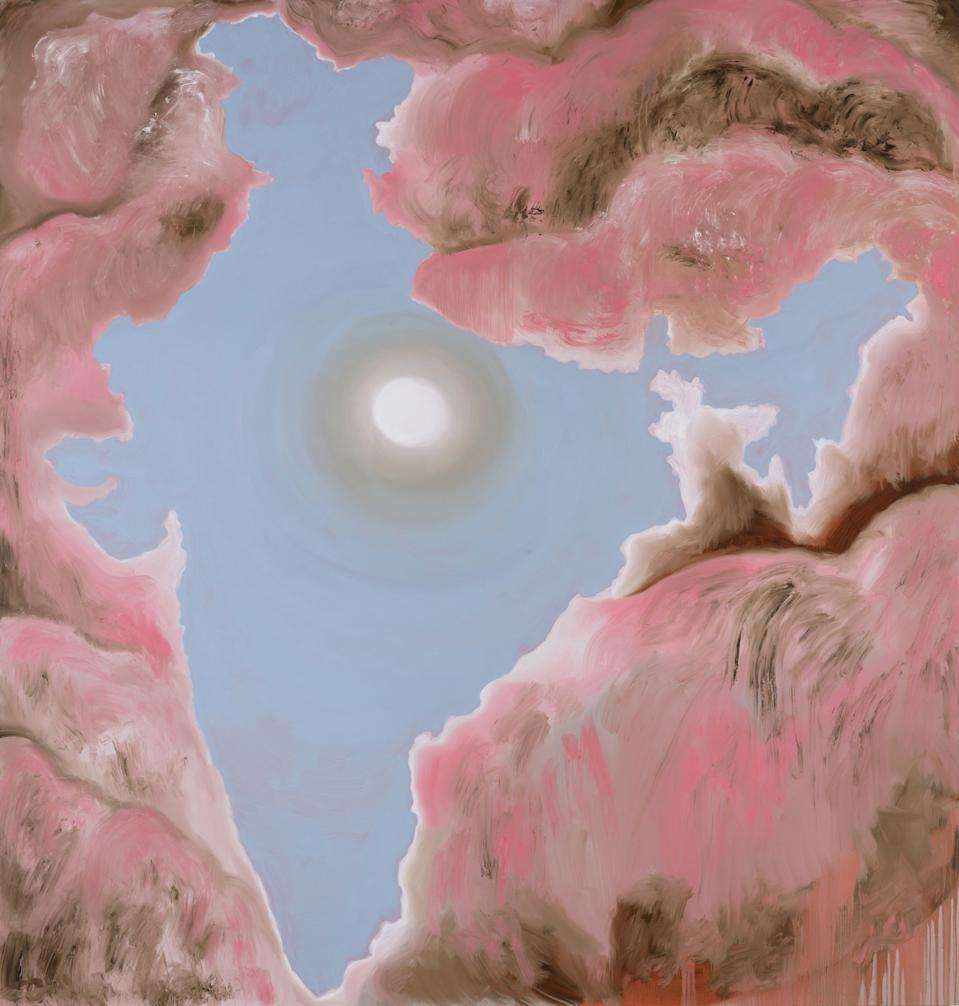 © Francesco Clemente; Courtesy the artist and Vito Schnabel Projects