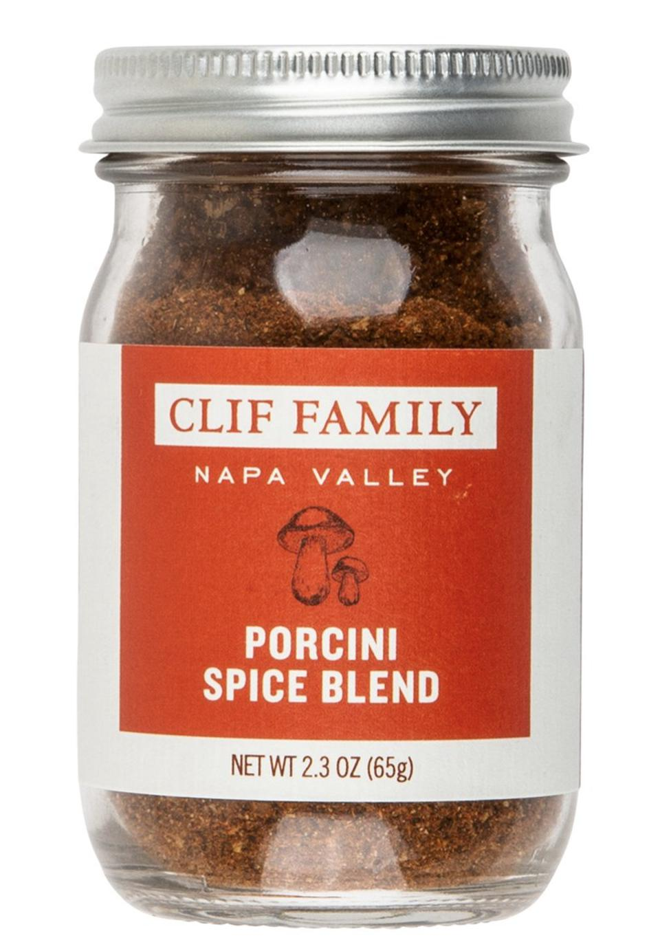Clif Family Napa Valley Porcini Mushroom Rub