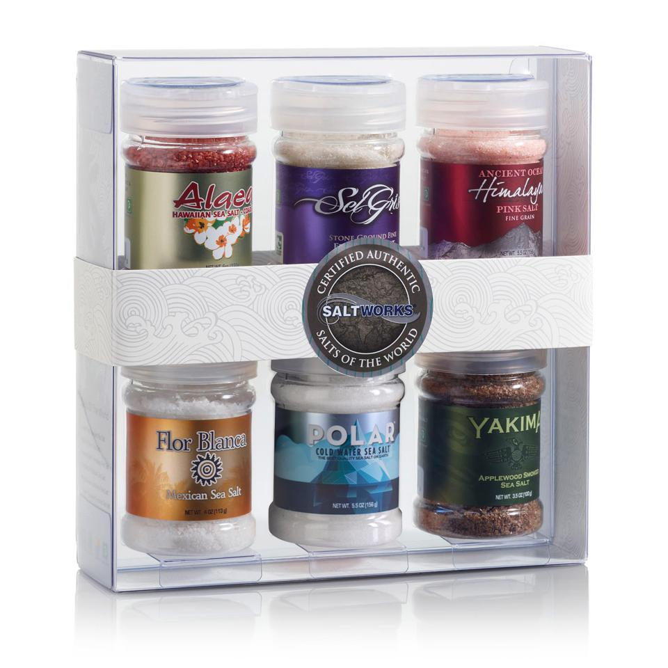 Salts of the World Gift Collection