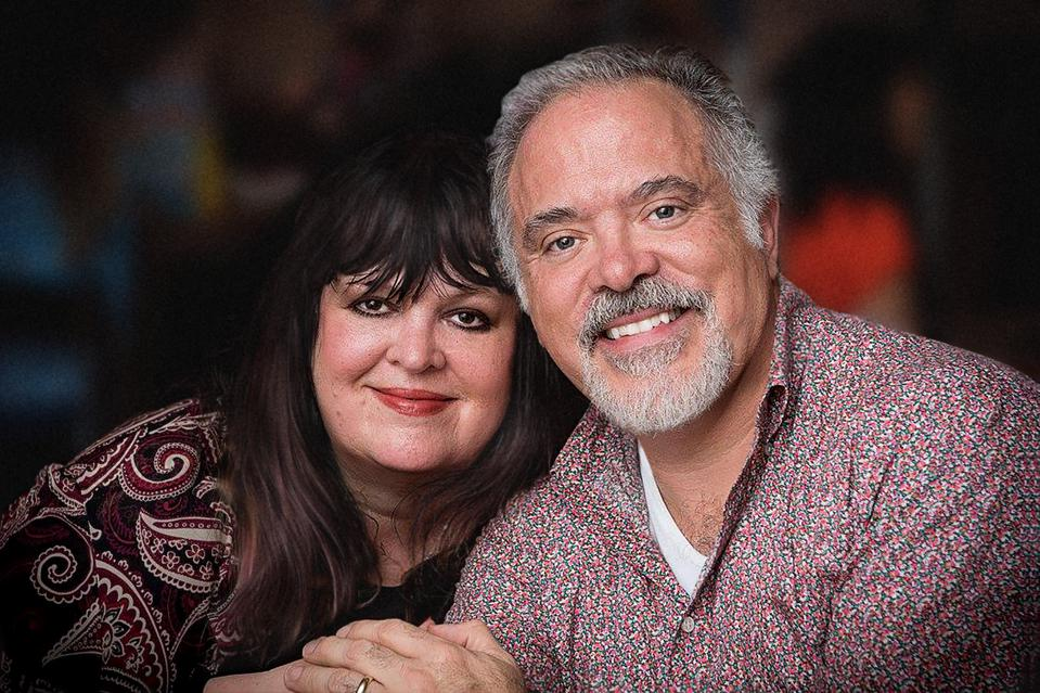 Hispanic advertising agency owners Alex and Cathy Lopez-Negrete