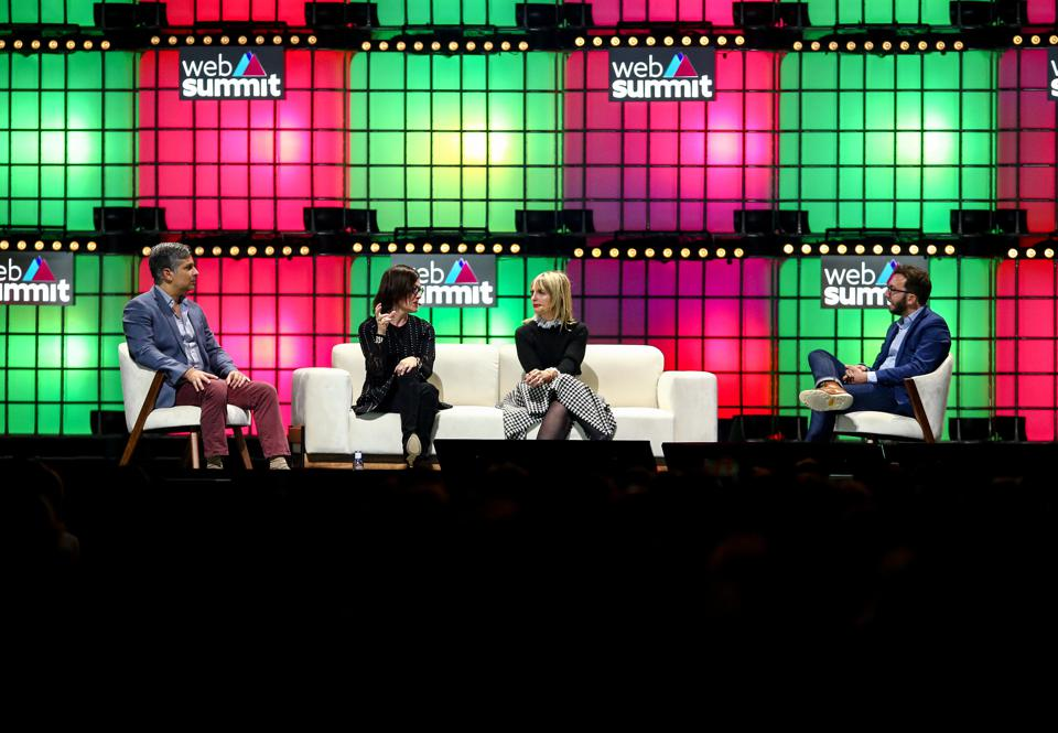 More than a dozen CMOs took the stage at Web Summit 2019 last week in Lisbon, Portugal.