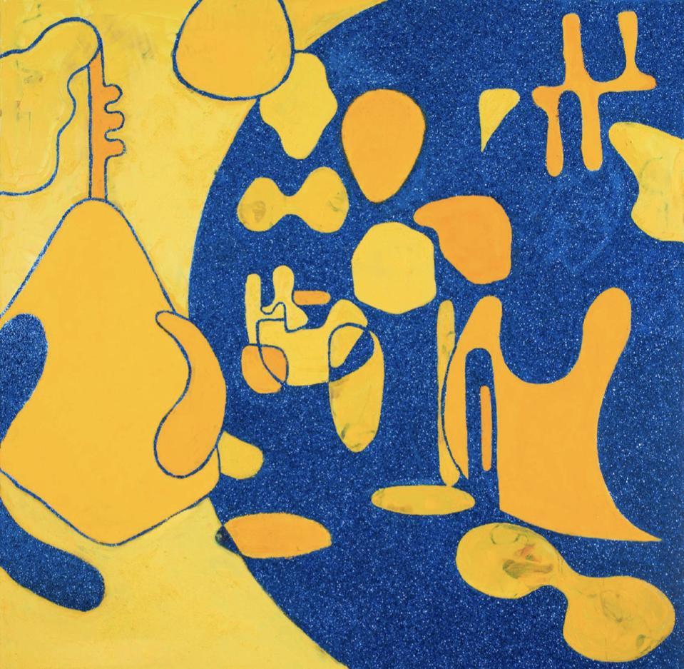 """Medium Rare Artist, Julia Juen Jo - """"The Dinner Party I"""""""