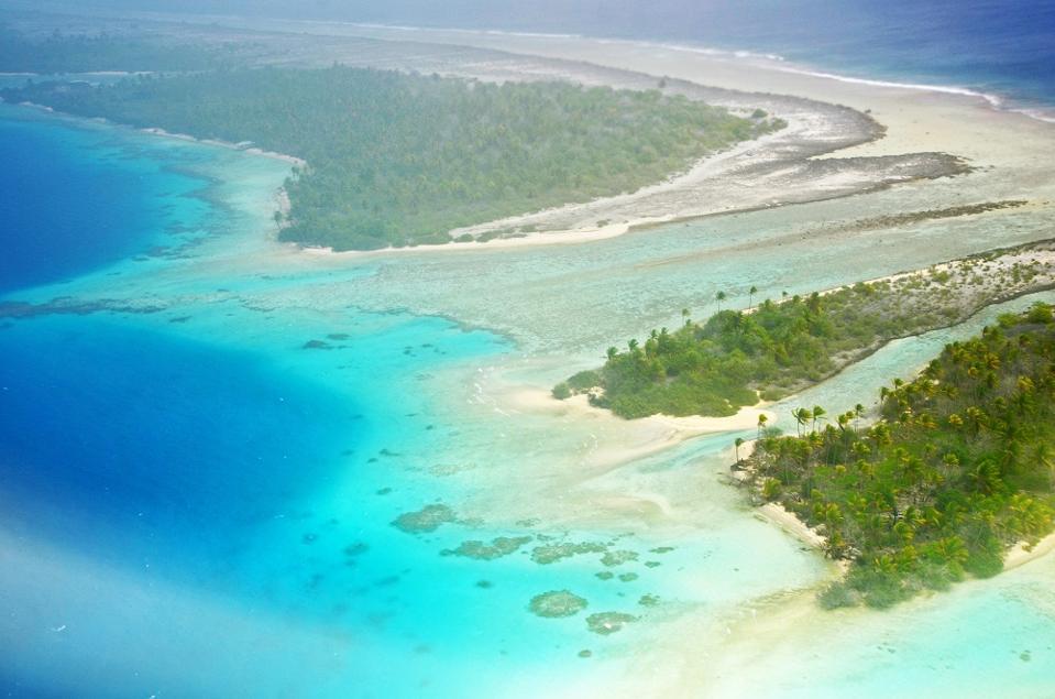 Anaa Atoll, French Polynesia