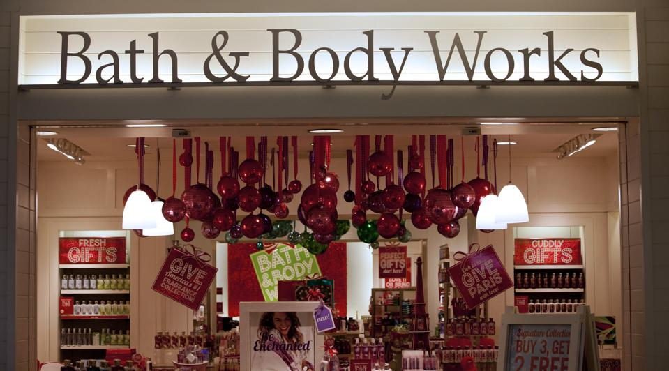 bath and body works going out of business