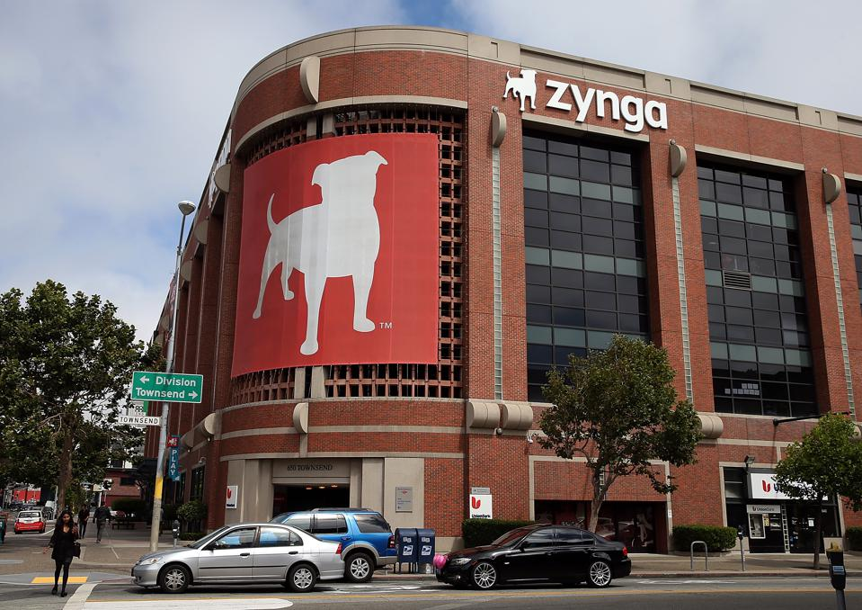 Zynga Reports Quarterly Earnings