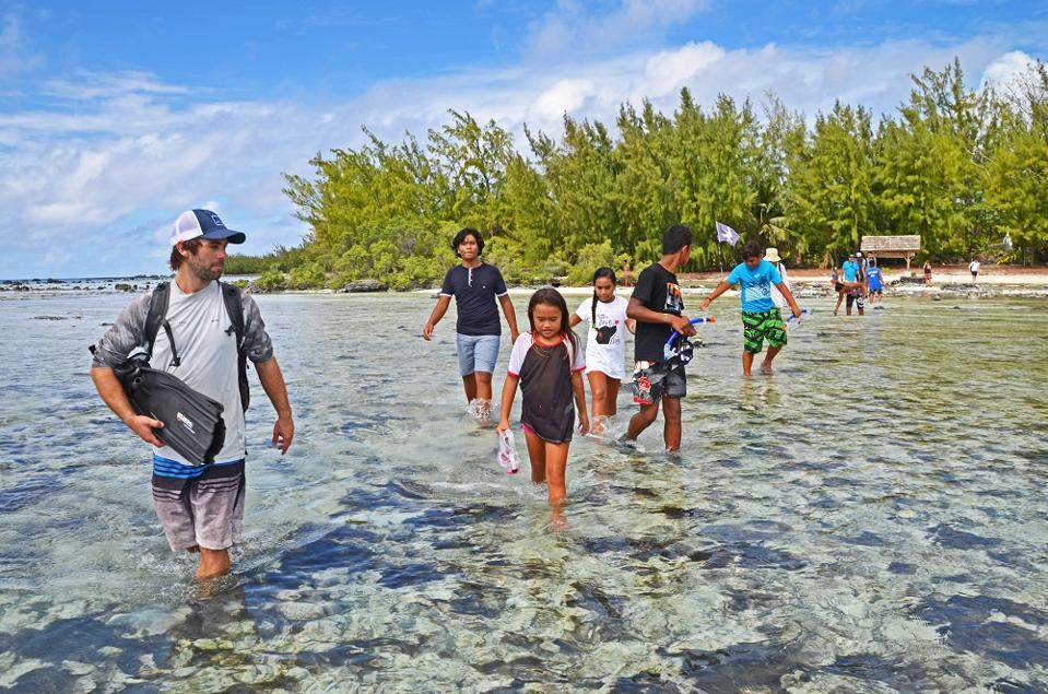 Educational Managed Marine Area, Anaa Atoll