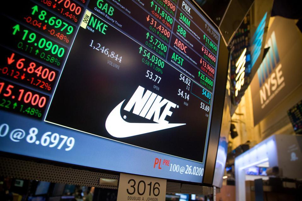 Nike Ticker