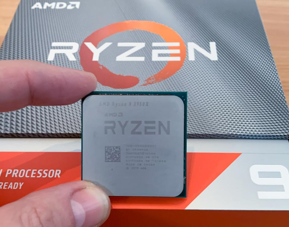 AMD's Ryzen 9 3950X is A 16-core, 32-thread mainstream CPU that uses the Zen 2 architecture