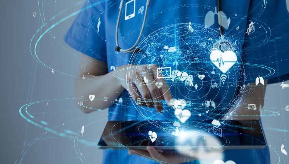 health care SAP Data Hub