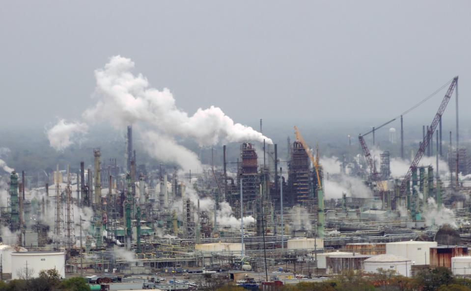 Exxon Mobil Baton Rouge refinery