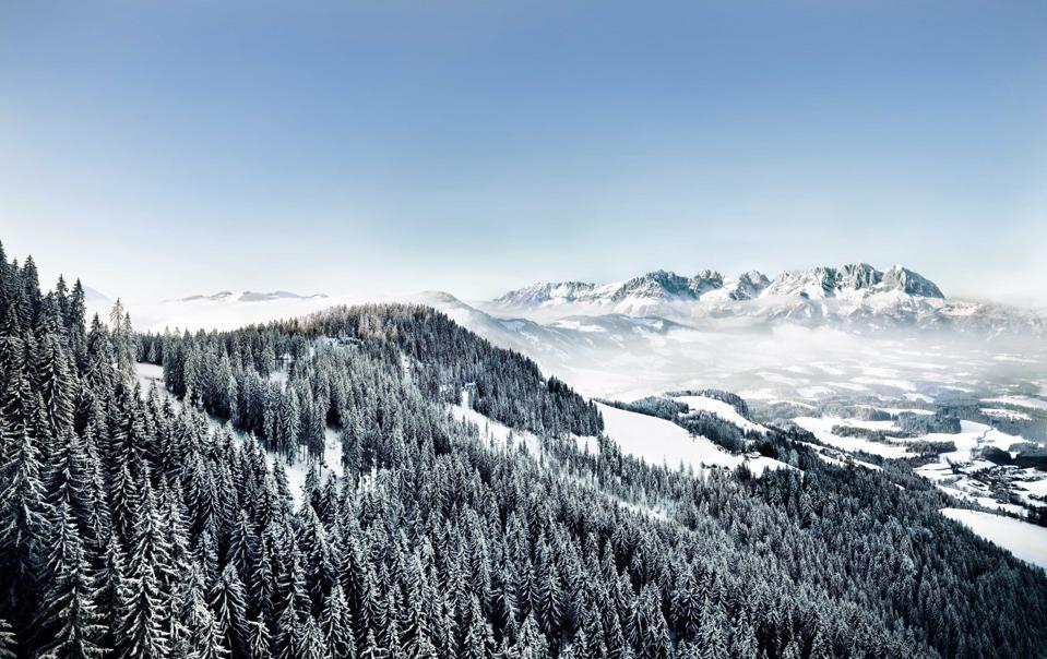 Kitzbühel in Austria