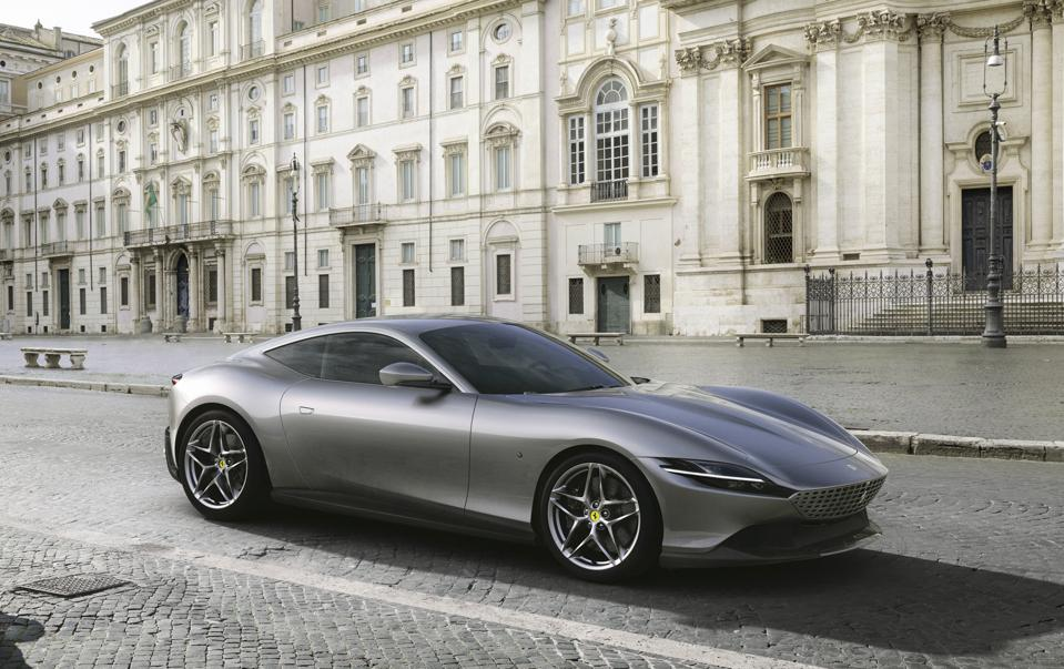 Ferrari Brings Another New Model To Market in 2019 From