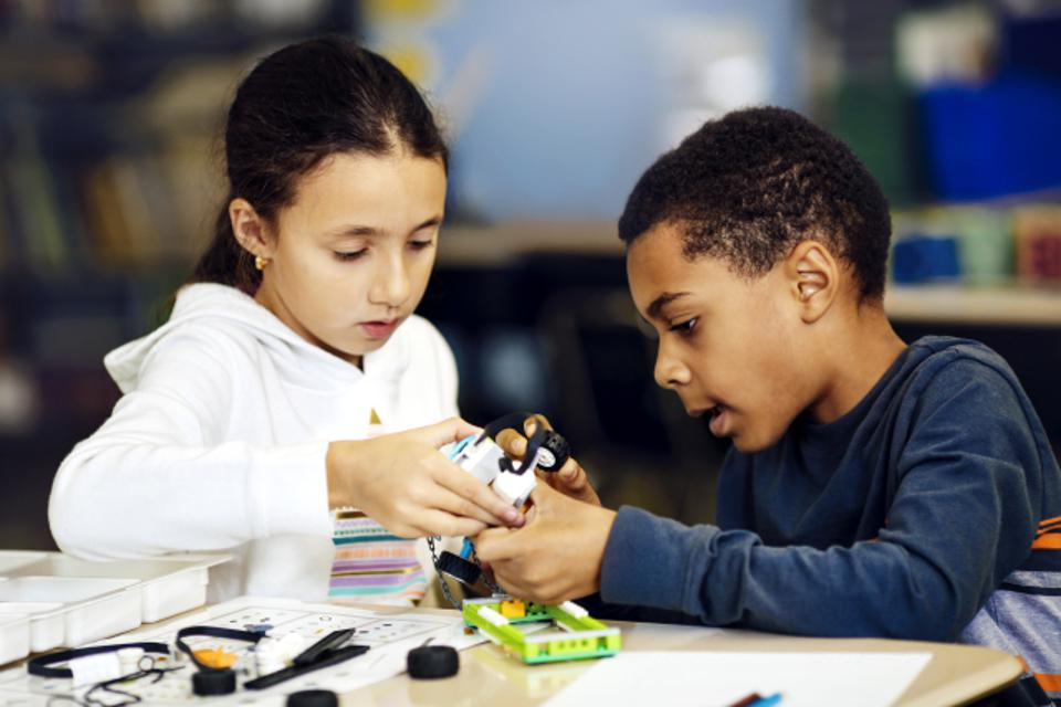 LEGO Education Increasing Its Interest In STEAM Learning