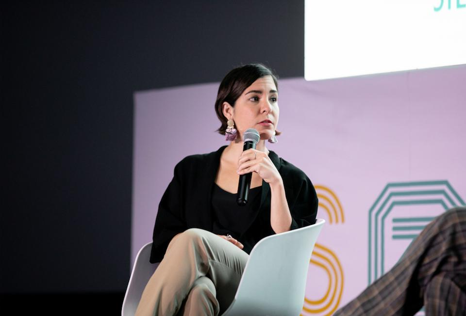 Cindy Blanco, co-founder and CEO of Startup GDL.