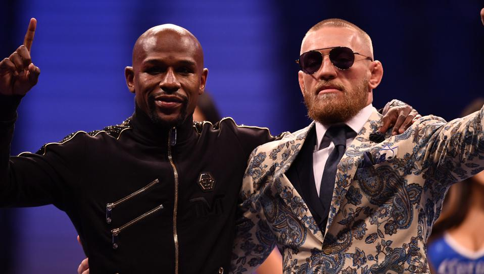 If Conor McGregor Fights Floyd Mayweather Again, It'll Be A Lucrative Travesty
