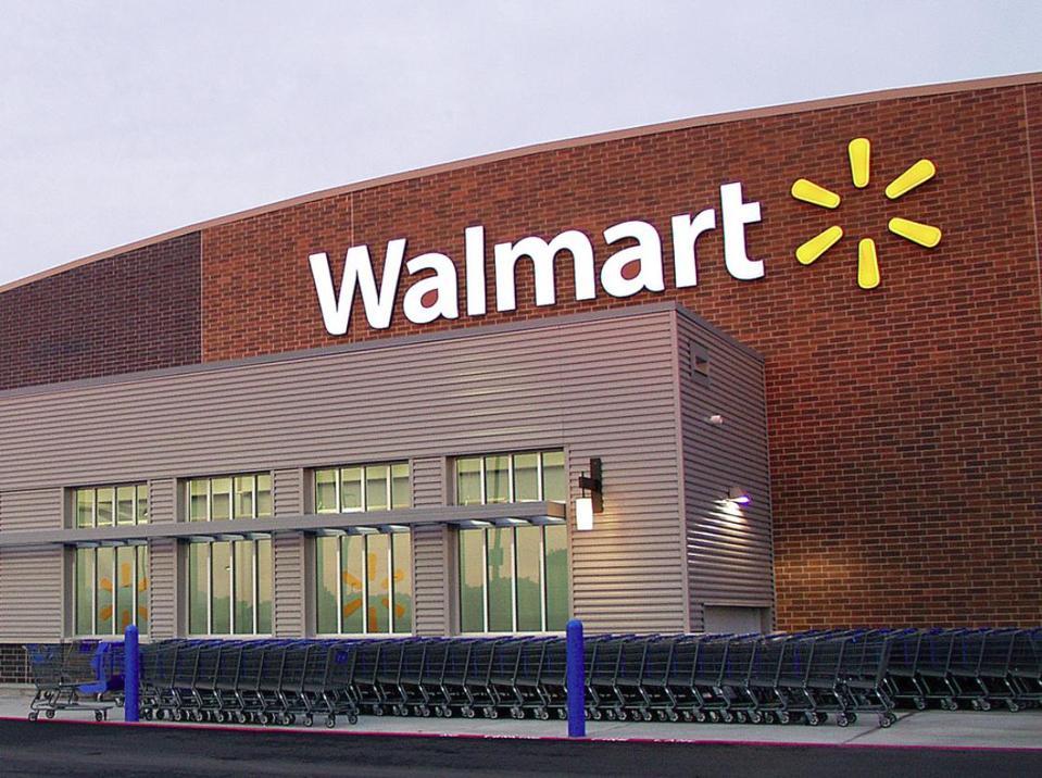 Walmart's Black Friday deals start on a Wednesday