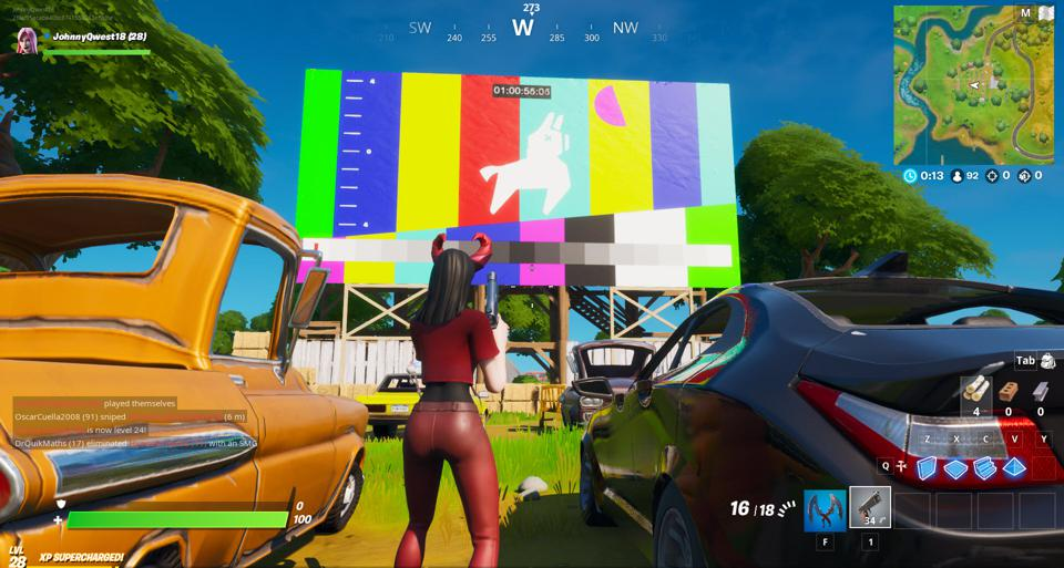 Fortnite Landmark Location Map Where To Visit 5 Landmarks