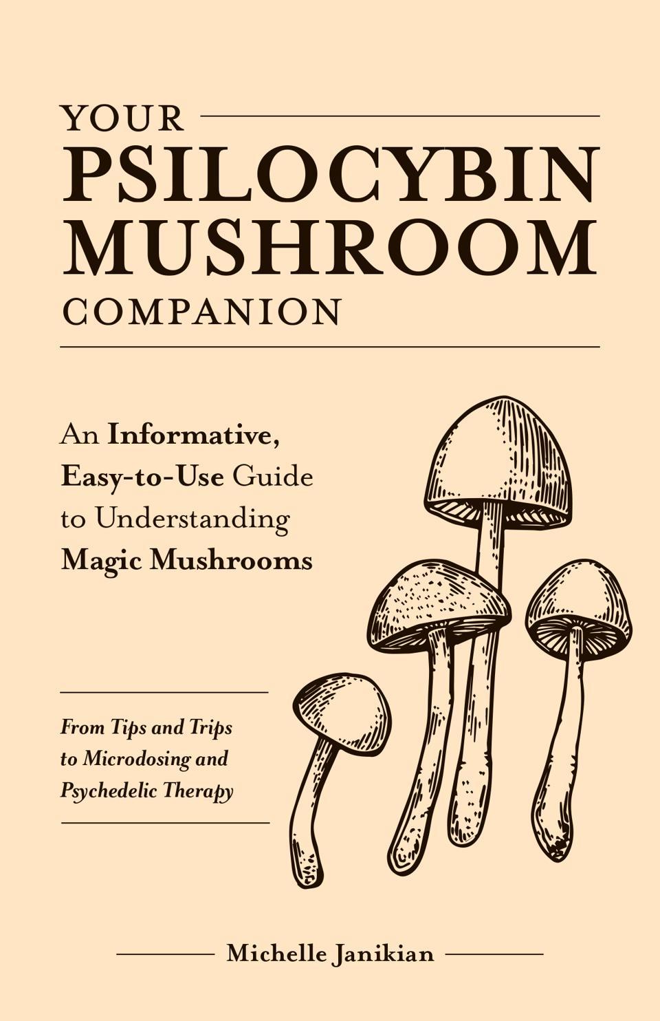 Psilocybin Companion cover
