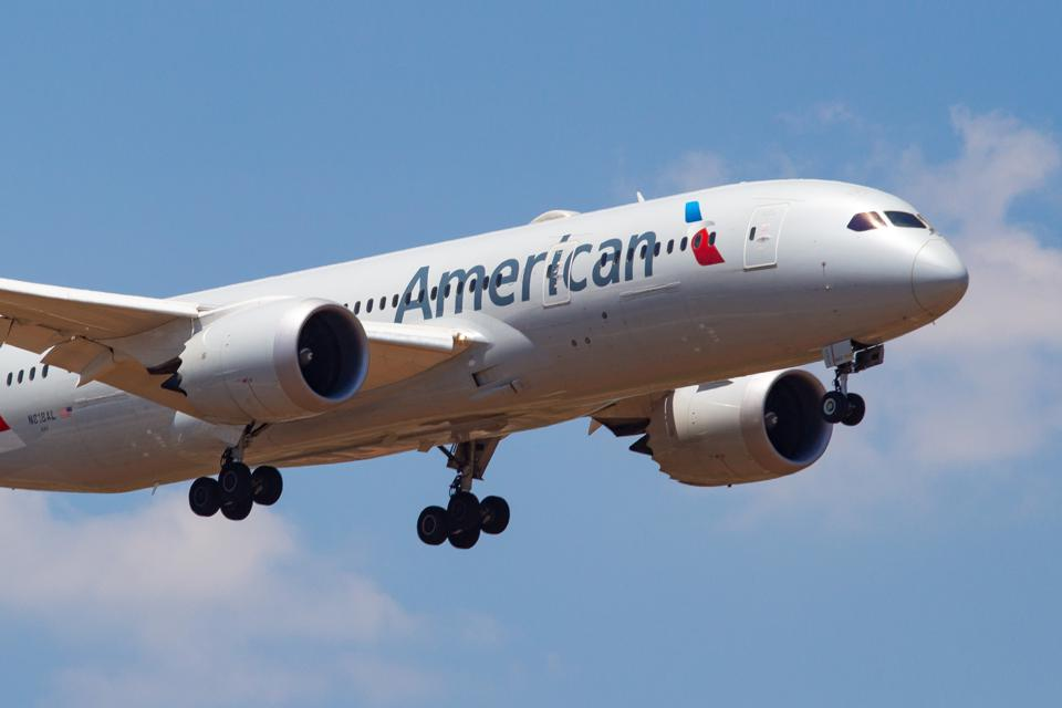 How Much Of American Airlines' Revenue Comes From Domestic Passenger Travel?