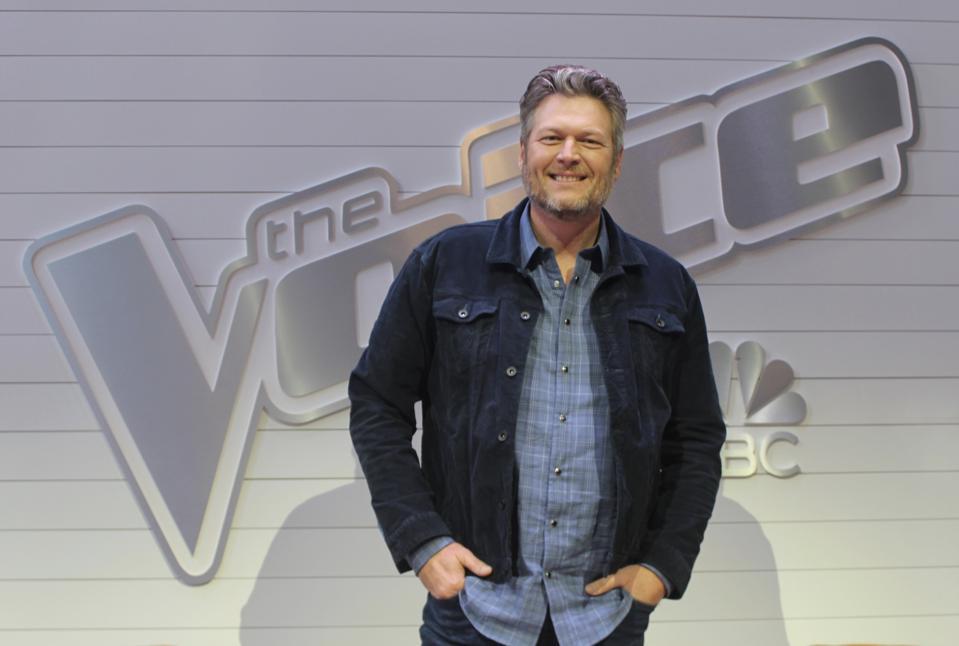 Blake Shelton brings Team Blake to Nashville