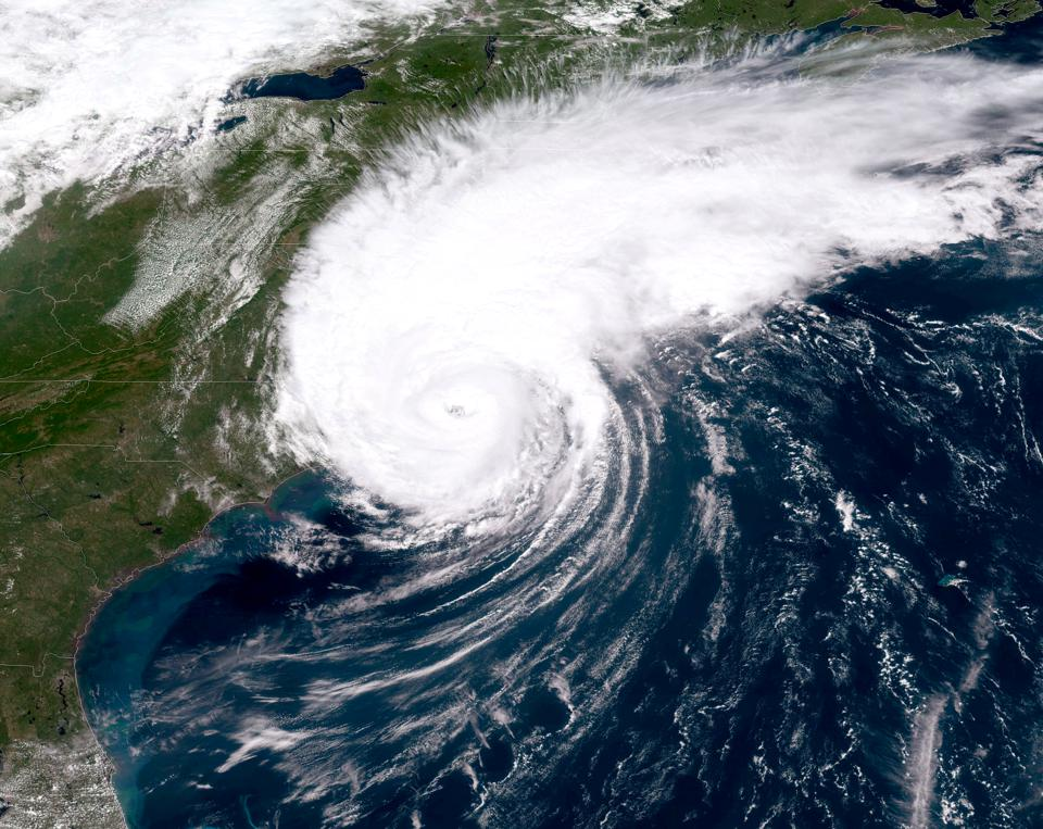 No Hurricanes Are Not Bigger Stronger And More Dangerous