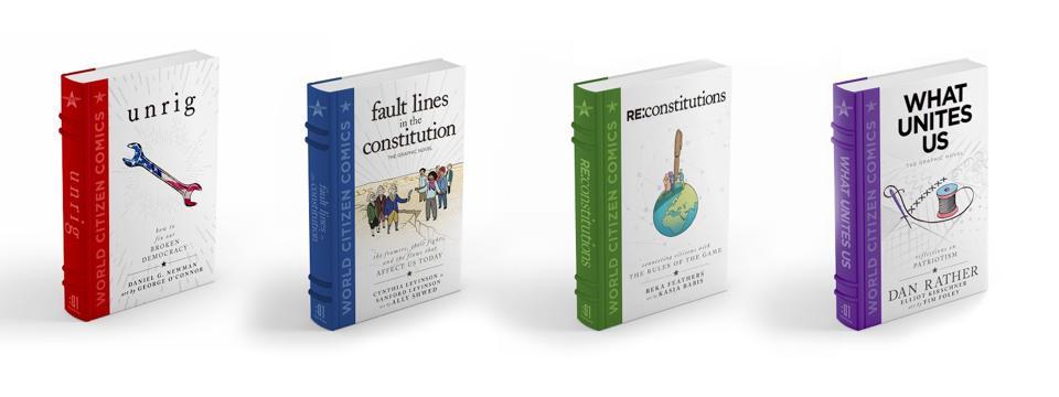 World Citizen books